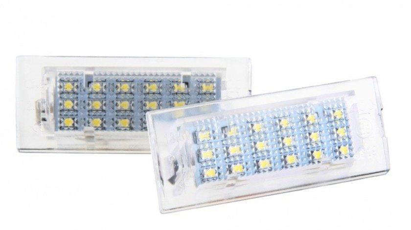 Lampa LED pentru Iluminare Numar Inmatriculare 7115, BMW X5 E53 1999-2006