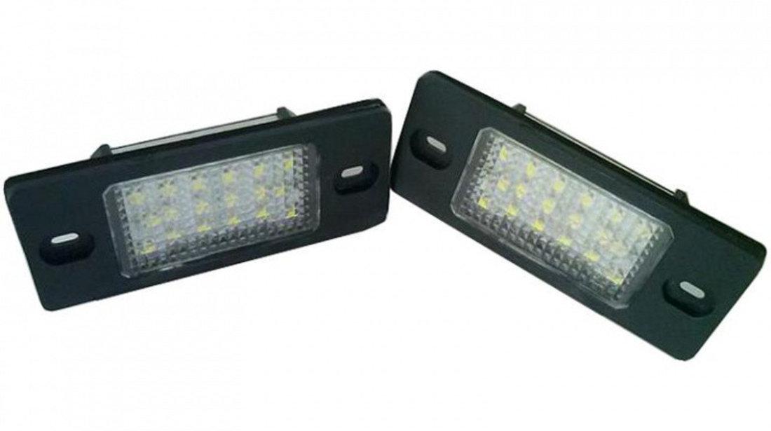 Lampa LED pentru Iluminare Numar Inmatriculare 7501, Porsche Cayenne 2002-2010
