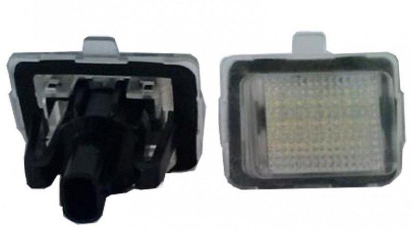 Lampa LED pentru Iluminare Numar Inmatriculare 7205, Mercedes S-Class W221 Facelift 2009-2014