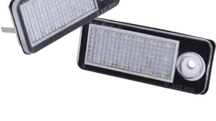 Lampa LED pentru Iluminare Numar Inmatriculare 7307, Audi A6, S6 B4 C5 Avant 1998-2005