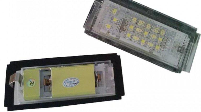 Lampa LED pentru Iluminare Numar Inmatriculare 7104, BMW Seria 3 E46 5D Touring 1998-2005