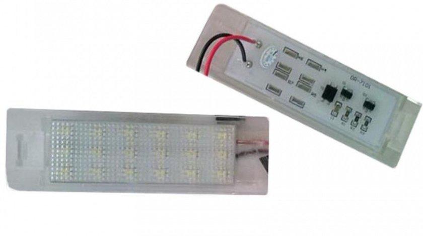 Lampa LED pentru Iluminare Numar Inmatriculare 71001, Opel Astra H 2004-2009