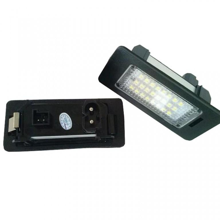 Lampa LED pentru Iluminare Numar Inmatriculare 7101, BMW X5 E70 2007-2013