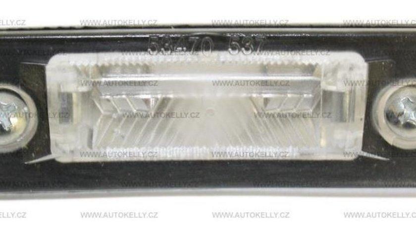 Lampa numar circulatie VW Touran 1T3 2010-