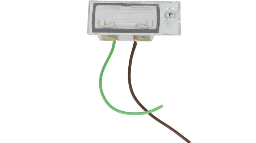 Lampa numar cu bulb AUDI A4, A6 intre 1994-2005