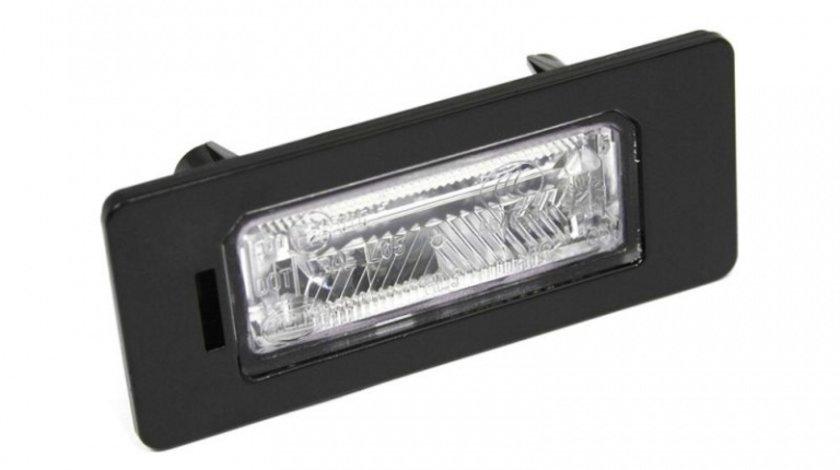 Lampa Numar Imatriculare Am Vag Audi Q5 2008→ 8T0943021
