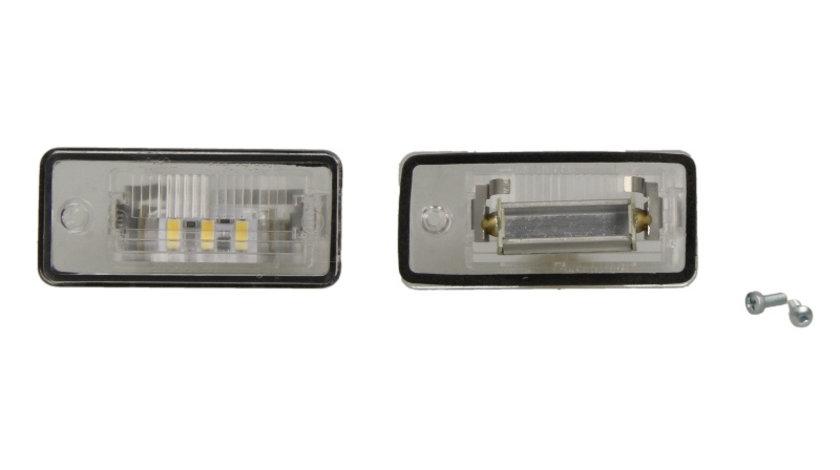 Lampa numar inmatriculare AUDI A8 (4E_) 2000-2017