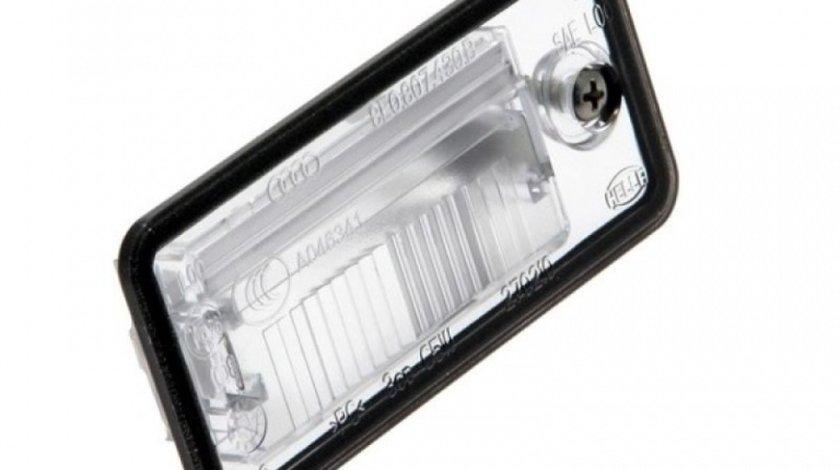 Lampa Numar Inmatriculare Dreapta Am Audi A8 4H2, 4H8, 4HC, 4HL 2009→ 8E0943022B