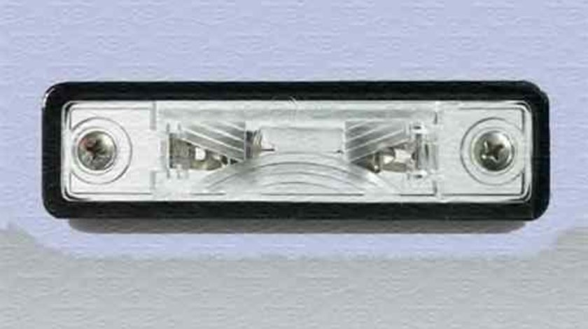 Lampa numar inmatriculare OPEL OMEGA A (16_, 17_, 19_) MAGNETI MARELLI 714044720601