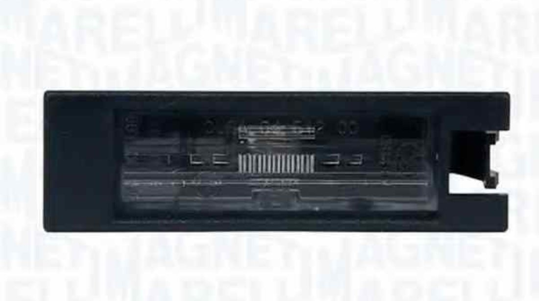 Lampa numar inmatriculare OPEL VECTRA A 86 87 MAGNETI MARELLI 715105100000