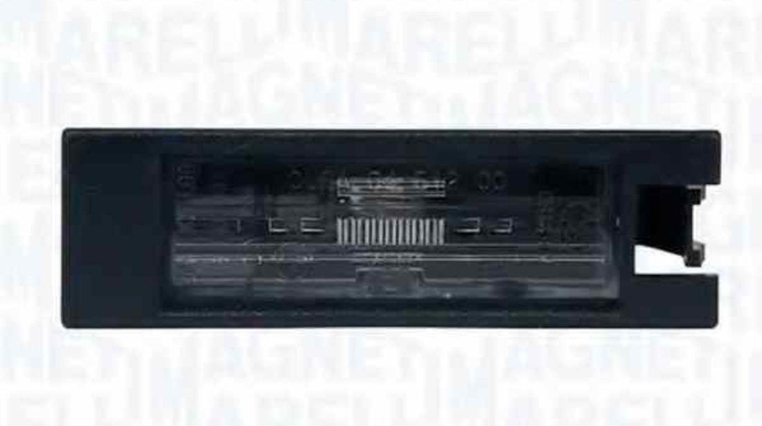 Lampa numar inmatriculare OPEL VECTRA B 36 MAGNETI MARELLI 715105100000