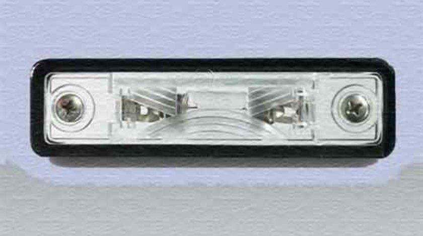 Lampa numar inmatriculare OPEL VECTRA B hatchback (38_) MAGNETI MARELLI 714044720601