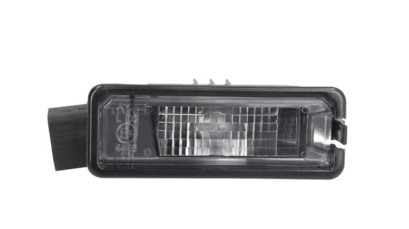 Lampa numar inmatriculare PORSCHE PANAMERA SEAT LEON VW BEETLE, CC, EOS, GOLF, PASSAT, POLO, SCIROCCO dupa 2006