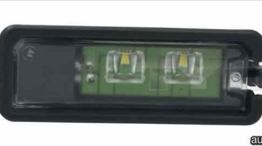 Lampa numar inmatriculare VW BEETLE Cabriolet (5C7) TYC 15-0183-00-2