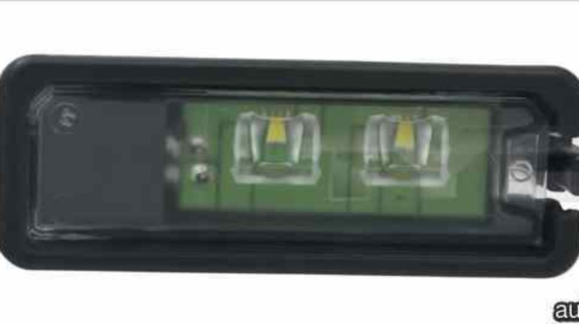 Lampa numar inmatriculare VW EOS 1F7 1F8 TYC 15-0183-00-2