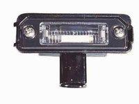 Lampa numar inmatriculare VW GOLF IV (1J1) Producator BLIC 540205312905