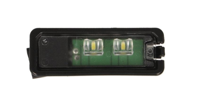 Lampa numar inmatriculare VW GOLF VI (5K1) dupa 2006