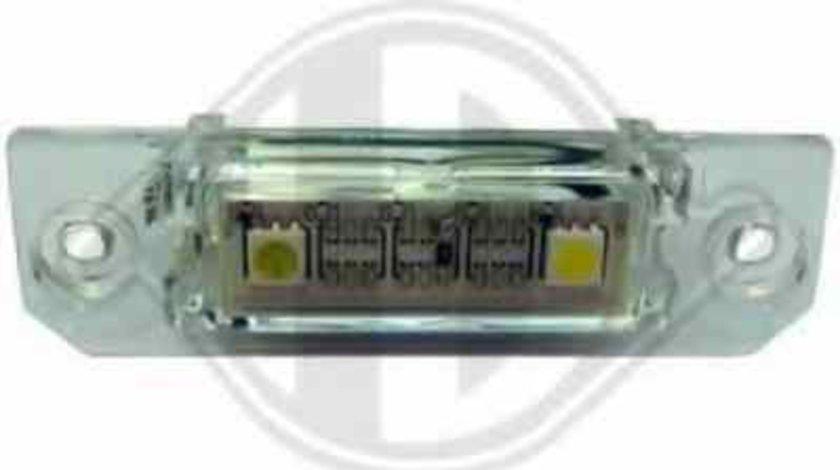Lampa numar inmatriculare VW PASSAT 3C2 DIEDERICHS 2213192