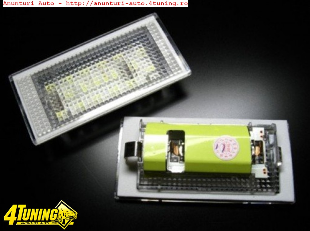 Lampa numar LED BMW E46 sedan touring 1998 - 2005