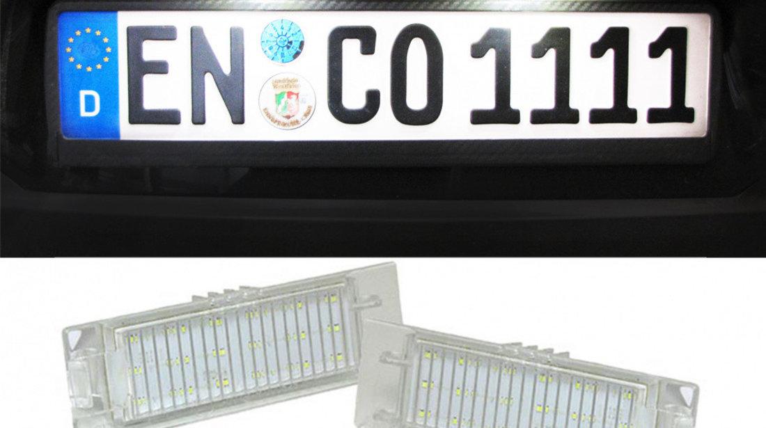 Lampa numar Opel Insignia
