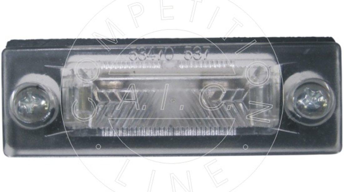 Lampa placuta numar de inmatriculare VW Caddy 2004-2010