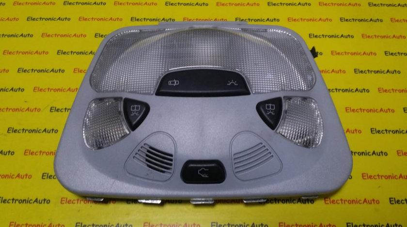 Lampa Plafon Mercedes C Class, W203, A2038201001, 2JM00797900