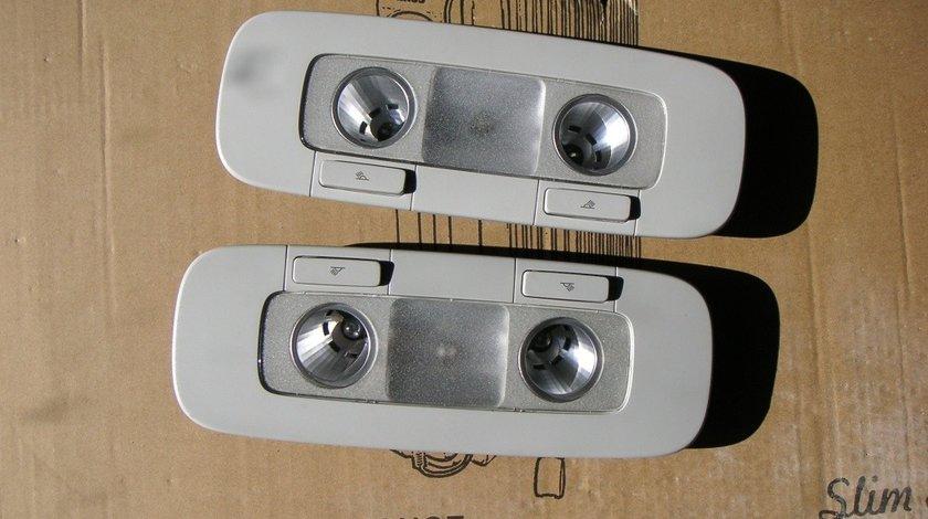Lampa plafon spate Skoda Superb 2, VW Golf 5, 6, Passat B6, 3C, CC, B7, Jetta