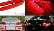Lampa Reflector LED Bara spate BMW Seria 5 F10 F11...