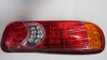 Lampa remorca cu LED-uri -semnalizare spate-semnal...