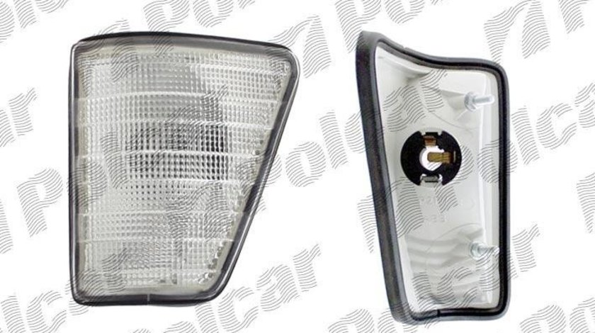 Lampa semnalizare fata Mercedes 207-410 1977-1995 BestAutoVest partea dreapta 506120-1 Kft Auto