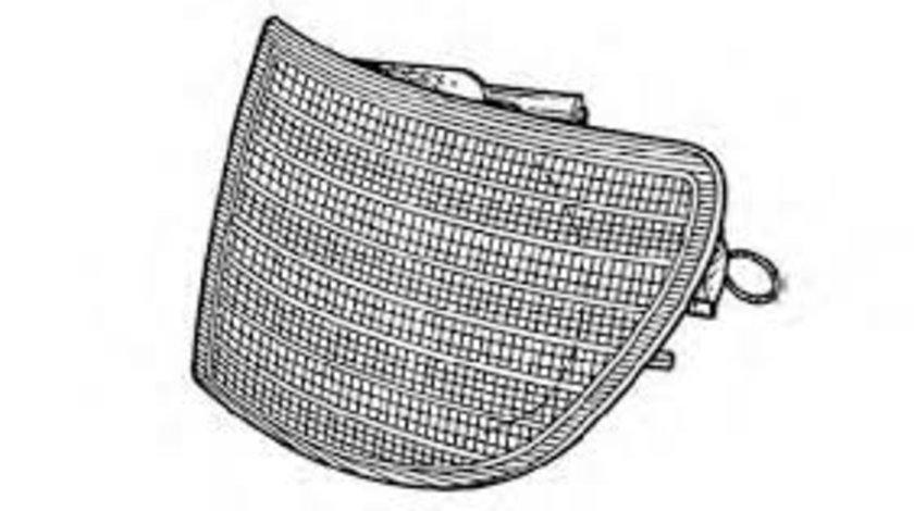 Lampa semnalizare fata Mercedes Vito / V-Class (W638), 02.1996-01.2003, Alba, fara suport bec , parte Fata, omologare ECE, partea Stanga Kft Auto