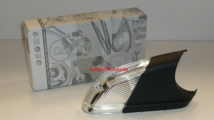 Lampa semnalizare oglinda dreapta originala skoda octavia 2,vw polo(9n)