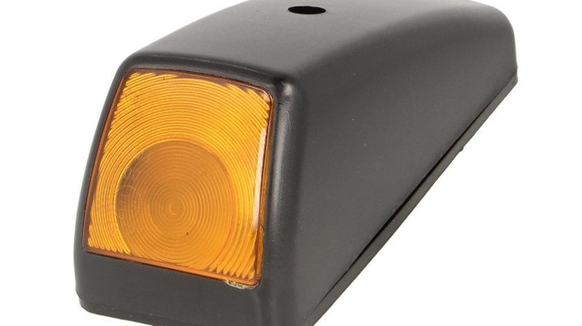 Lampa Semnalizator fata stanga dreapta culoare sticla: portocaliu RVI MAGNUM dupa 2000
