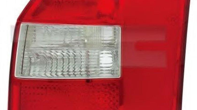 Lampa spate AUDI A4 Avant (8E5, B6) (2001 - 2004) TYC 11-0353-01-2 piesa NOUA