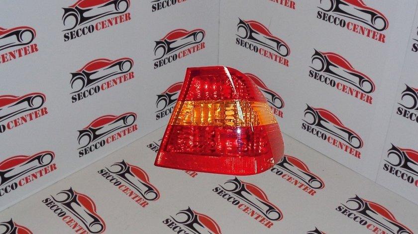 Lampa spate stop BMW Seria 3 E46 2001 2002 2003 2004 2005 rosu galben exterior dreapta