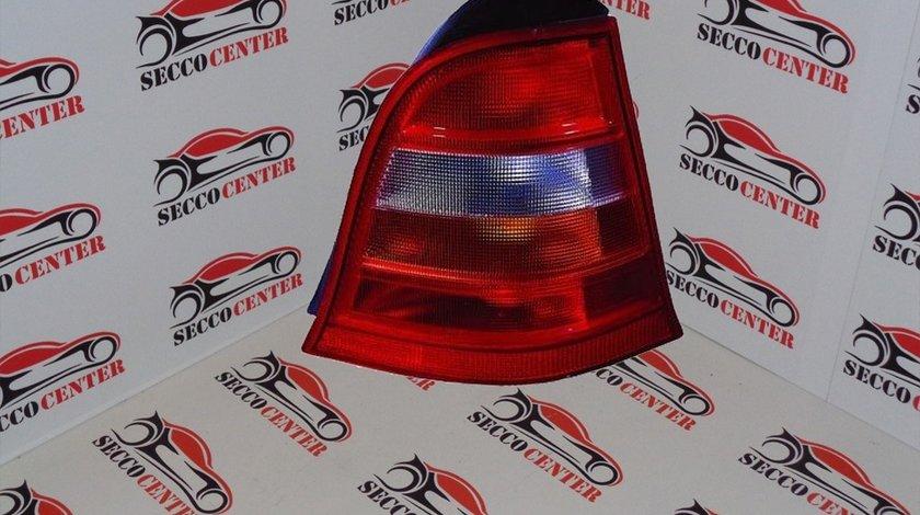 Lampa spate stop Mercedes A Class W168 1997 1998 1999 2000 2001 fumuriu galben stanga