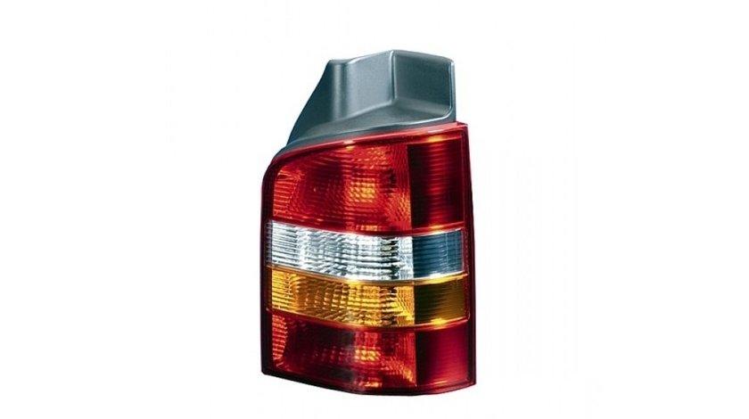 Lampa spate stop VW Caravelle 2003 2004 2005 2006 2007 2008 2009 portocaliu dreapta