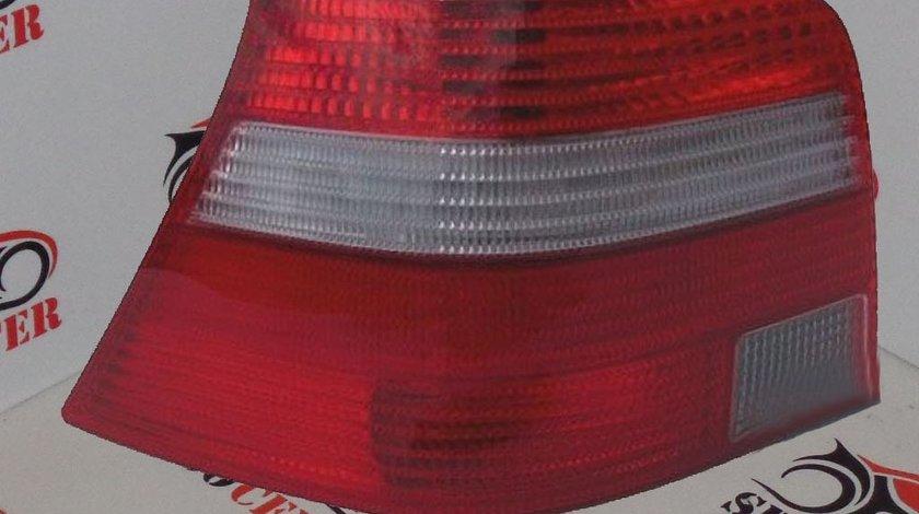 Lampa spate stop VW Golf 4 1997 1998 1999 2000 2001 2002 2003 2004 2005 rosu alb stanga