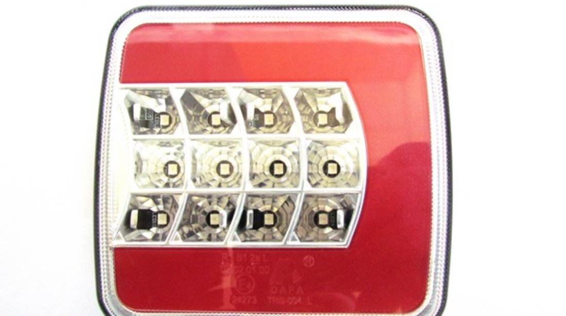 LAMPA STOP CAMION LED SMD 12-24V