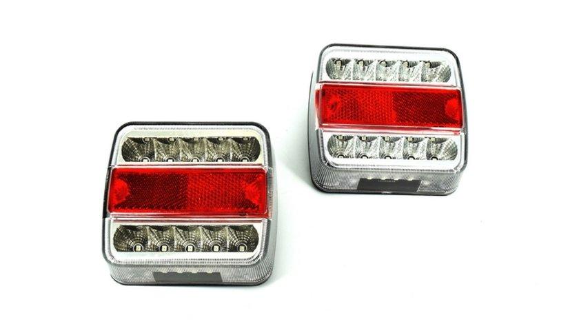 Lampa stop cu LED-uri SMD ART004 12V