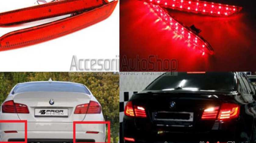 Lampi Bara spate BMW F10 CU LED