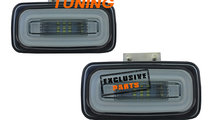 Lampi Ceata Full LED Mercedes Benz W463 G-Class (8...
