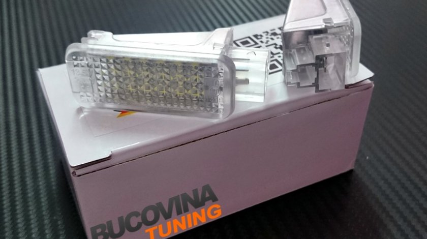 LAMPI CU LED LUMINI PORTIERE/INTERIOR - AUDI A1, A3, A4, A5, A6, A7, A8 - 79 LEI