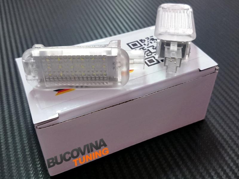LAMPI CU LED LUMINI PORTIERE/INTERIOR - AUDI Q3, Q5, Q7, R8