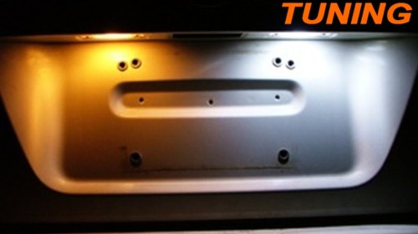 LAMPI CU LED NUMAR MERCEDES CL-CLASS C216 - 79 LEI