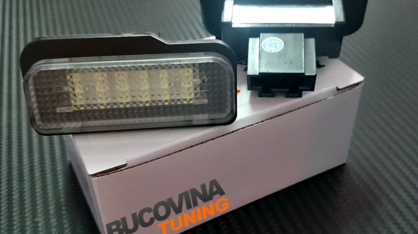 LAMPI CU LED NUMAR MERCEDES CLS W219 - 79 LEI