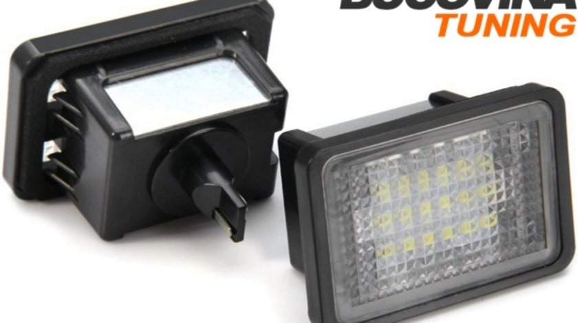 LAMPI CU LED NUMAR MERCEDES GLK X204 - 79 LEI