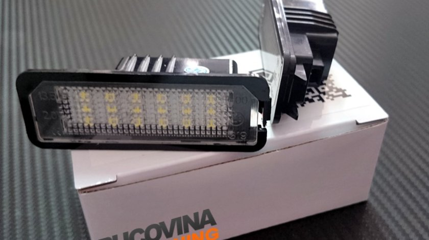 LAMPI CU LED NUMAR VW GOLF 4 - 79 LEI