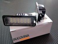 LAMPI CU LED NUMAR VW GOLF 4 - 99 LEI