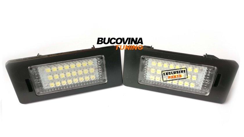 LAMPI CU LED PENTRU NUMARUL DE INMATRICULARE AUDI A4 B8 B8.5 (08-15)